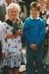 1991 - Michael Schriek und Daniela Mühlender