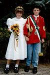 1997 - Thomas Kolter und Kristin Jochheim