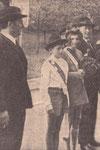 1970 - Bernward Cordes und Ursel Kerstin