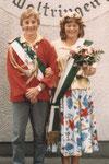 1986 - Detlef Gosling und Stephanie Linke