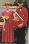 1996 - Philip Borgmann und Christine Lenze