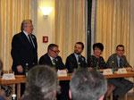 KommR Herbert Osterbauer (ÖVP) wurde einstimmig zum Bürgermeister gewählt