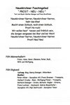 NK Faschingssitzung - 09.Jänner 2015 - Nr.002c - Programm