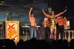 NK Faschingssitzung - 09.Jänner 2015 - Nr.140 - Tina Turner - Wolfgang Tarman