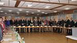 Angelobung der 37 Gemeinderäte von Altersvorsitzender GR Franz Berger