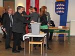 Wahl des Vizebürgermeisters