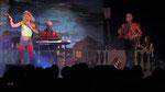 NK Faschingssitzung - 09.Jänner 2015 - Nr.098 - Die Perle der Karibik -  Roy Meeks und Jupp Brengmann