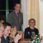 Mag. Martin Fasan (Grüne) wurde wieder zum Vizebürgermeister gewählt