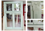 Fenster mit Kapitell