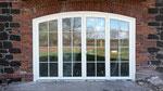 Fensterelement mit Balkontür