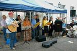 Fête Weilburg DimA mit Freunden  foto MARGIT BACH
