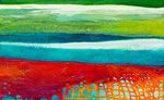 Acrylique sur toile 61x38 cm