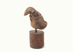 Kleine drijfhondvogel 15x10x6cm.