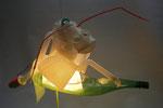 Bladluis (hangend) 43x30x30cm