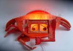 Krab 70x45x20cm