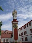 Im Klosterhof von St.Marienstern