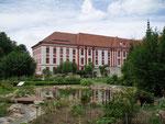 Im Umwelt-und Lehrgarten