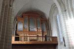 Orgue de Nontron (24) photo amis de l'orgue de l'Orgue de Nontron