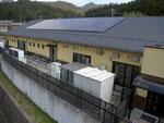 高齢者施設 太陽光発電システム