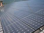太陽光発電システム 産業用パネル