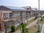 温知小学校 産業用太陽光発電システム