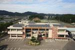 三重県 多気町庁舎 産業用太陽光発電システム