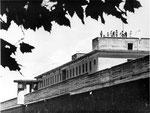 Roma, Luglio 1973 - Recluse sui tetti del carcere femminile di Rebibbia,