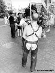 Roma, Luglio 1994 - Manifestazione gay
