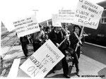 Roma, Marzo 1984 - Manifestazione della Cgil contro il decreto 03