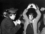 Roma, Dicembre 1975 - Manifestazione femministe