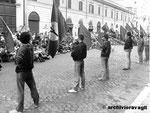 Roma, Maggio 1992 - Manifestazione Meridiano Zero