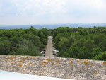 Mont des Avaloirs  : Vue du belvédère.