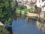 Fresnay-sur-Sarthe : Sarthe et jardins.