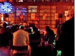 Performance im Rahmen der elecronic lounge Moers Festival