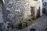 Im Dorf finden sich viele idyllische Winkel