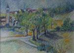 Credarola                                       pastel          76x61