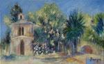 San Estello                                               Huile sur toile  12 M