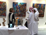 World art Dubaï 2016-Galerie Gabel-Dubaï art fair-Masaya