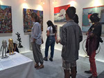 World art Dubaï 2016-Galerie Gabel-Dubaï art fair-Anne Arnaud, Masaya