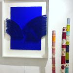 Brigitte Vassas-céramique-René Galassi-Galerie d'art-Biot