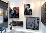 World art Dubaï 2016-Galerie Gabel-Dubaï art fair-Florent Touchot-Philippe Berry