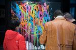 Faben- Galerie d'art Biot- événement d'art -organisation d'évènements arty- Jérémy Besset