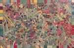 Sophie Allain- mosaïque 60X40cm