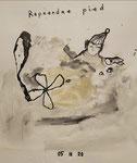 Philippe Croq- 22X27xm- 490€- Galerie Gabel- Biot- Côte d'Azur