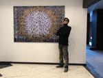 Galerie d'art Biot- événement d'art -organisation d'évènements arty- Jérémy Besset