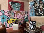 Erick Ifergan, peintures, sculptures, céramiques. Renseignements +33(0)610814790