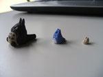 Die Totorofamilie von der Seite