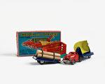 toys 1/07 - Autocarro con rimorchi e scatola