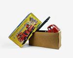 toys 1/01 - Autocarro dei pompieri con scatola