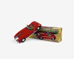 toys 1/03 - Auto da corsa rossa con scatola